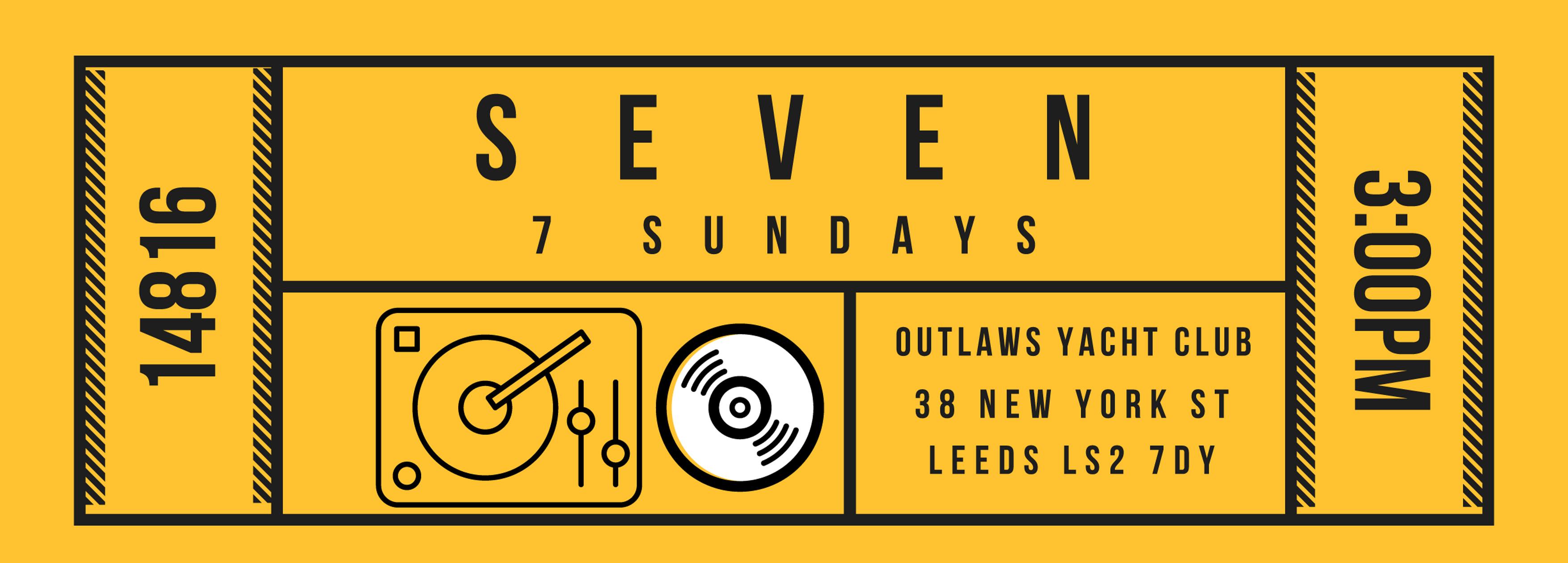 seven 7 sundays poster crop